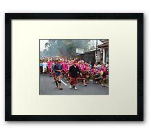 Bali Festival 1 Framed Print