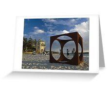 Cottesloe Beach Greeting Card