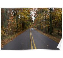 Yellow Leaf Road  Poster