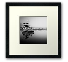The Lake II Framed Print