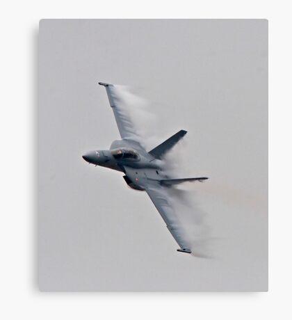 F18- Pt Magu Air Show Canvas Print