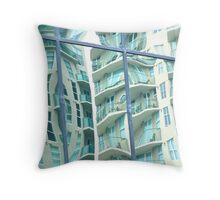 Reflections of Riverplace 2 Throw Pillow