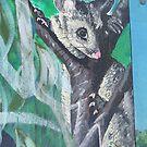 Possum Mural by ScenerybyDesign