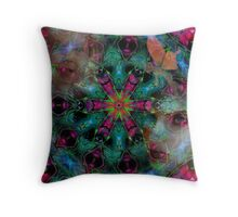 Memory Chamber Throw Pillow
