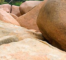 Boulders by Walter Quirtmair