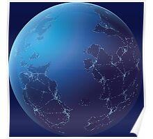 Firefox Nightly Logo Poster