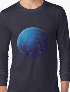 Firefox Nightly Logo Long Sleeve T-Shirt