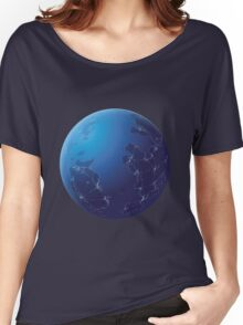 Firefox Nightly Logo Women's Relaxed Fit T-Shirt