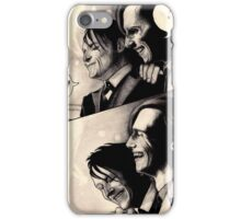 Nygmobblepot is everything iPhone Case/Skin