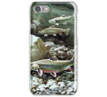 Three Trout  iPhone Case/Skin