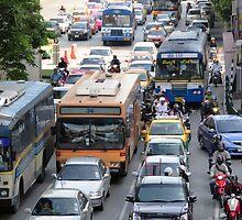Bangkok traffic 2 by nigyoung
