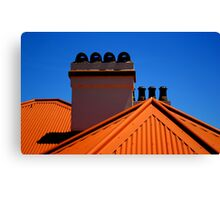 Lighthouse Keepers Cottage - Palm Beach - Sydney - Australia Canvas Print