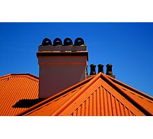 Lighthouse Keepers Cottage - Palm Beach - Sydney - Australia Photographic Print