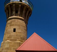 Lighthouse - Palm Beach - Sydney - Australia by Bryan Freeman