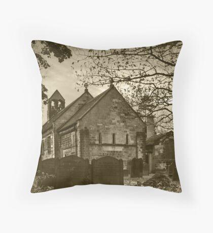 St. John the Baptist, Adel 3 Throw Pillow