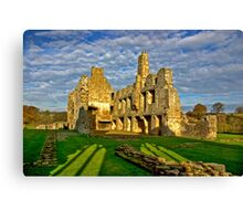 The Old Rectory Canvas Print