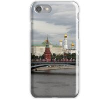 The Heart of Moscow iPhone Case/Skin