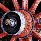 Wagon wheel..... by DaveHrusecky