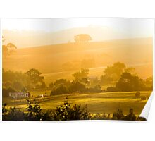 Apollo Bay Sunset Poster