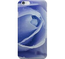 Dreaming in Blue iPhone Case/Skin