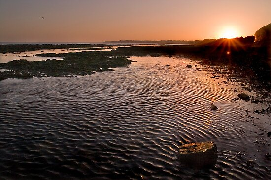 Sunrise over Westgate by Geoff Carpenter