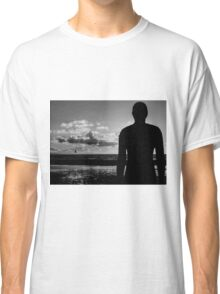 Another Place, Crosby Beach, Liverpool Classic T-Shirt