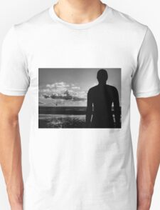 Another Place, Crosby Beach, Liverpool Unisex T-Shirt