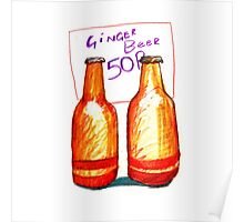 Ginger Beer Poster
