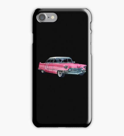 Pink Cadillac iPhone Case/Skin