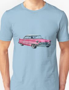 Pink Cadillac Unisex T-Shirt