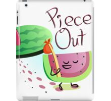 Piece Out iPad Case/Skin