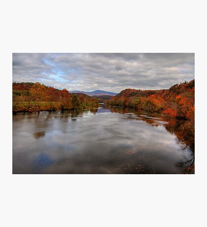 The James River Photographic Print