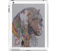 Silent Whispers iPad Case/Skin