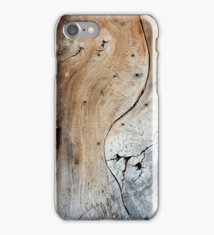 Vintage Oak iPhone Case/Skin