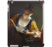 Jean Raoux Painting iPad Case/Skin