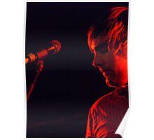 Charlie Simpson, Fightstar Poster