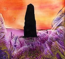 Standing Stone by Anne Pearson