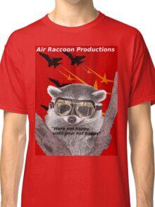 Air Raccoon Productions Classic T-Shirt