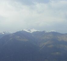 The Mountain Tops by LaraWatkins