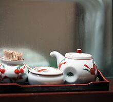 Japanese table accessories by adpixels
