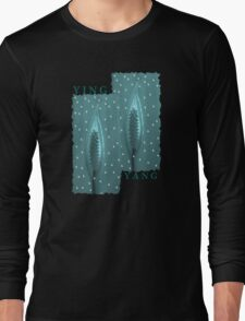 ☯☯ Y & Y ☯ ☯ - JUSTART © Long Sleeve T-Shirt