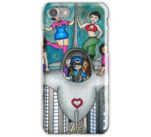 The Jet Fighter's Tour of Love iPhone Case/Skin