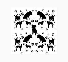 Black Dogs Unisex T-Shirt