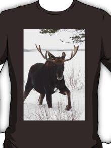Moose on the Move T-Shirt