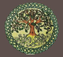 Celtic Tree of Life Kids Clothes