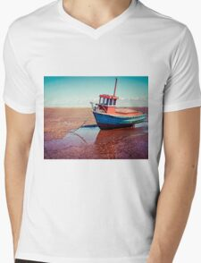 Fishing boat, Meols, Wirral T-Shirt