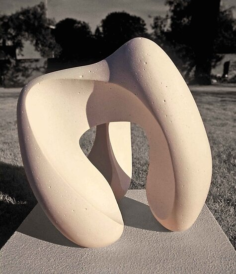 3D Sculpture 2 by Mark Ramstead