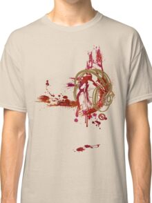 Eat, Sleep, Breathe ... MUSIC (red) Classic T-Shirt