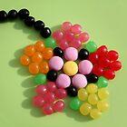 Candy flower by KERES Jasminka