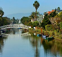 Sunday in the Canals by Ann J. Sagel